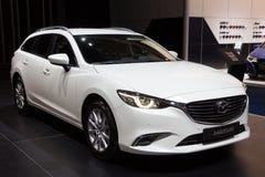 2016 Mazda 6 Obraz Stock