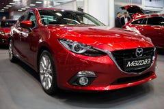 Mazda 3 Immagini Stock Libere da Diritti