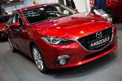 3 Mazda Zdjęcia Royalty Free