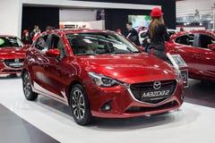 Mazda 2 Royalty Free Stock Images