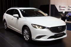 2016 Mazda 6 Stock Image