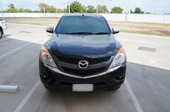 Mazda BT50 Stock Photos