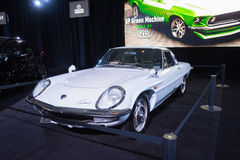 Mazda Cosmo Royalty Free Stock Photo