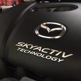 Mazda CX5 στοκ εικόνες
