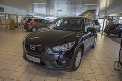 Mazda cx-5 obrazy stock