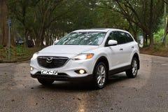 Mazda CX-9 royaltyfria foton