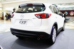 Mazda CX-5 Photographie stock