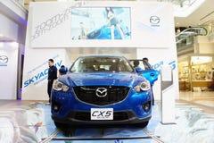 Mazda CX-5 Royalty-vrije Stock Afbeelding