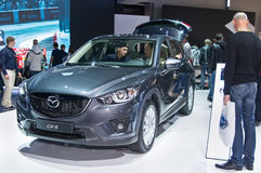 Mazda CX-5 Royalty-vrije Stock Afbeeldingen