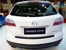 Mazda CX-9 Rear Stock Photos