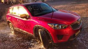 Mazda 2015 CX-5 Royaltyfri Foto