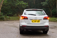 Mazda CX-9 Royalty Free Stock Photography