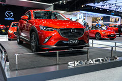 Mazda CX-3 Royalty Free Stock Photos