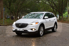 Mazda CX-9 Royalty Free Stock Photos