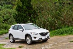 Mazda CX-5 2.5 2013 Model Royalty-vrije Stock Afbeeldingen