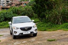 Mazda CX-5 2,5 modell 2013 Royaltyfri Fotografi