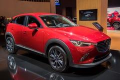 2017 Mazda CX-3 samochód Fotografia Stock