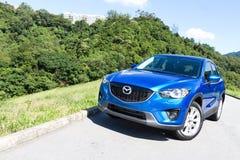 Mazda CX-5 SUV 2012 Stock Image
