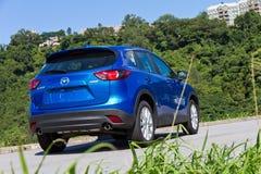 Mazda CX-5 SUV 2012 Royalty Free Stock Photo
