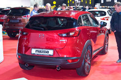 Mazda CX-3 Royalty Free Stock Images