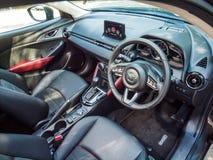 Mazda CX-3 2017 testa Prowadnikowy dzień Fotografia Royalty Free