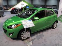 Mazda Economy Wagon Royalty Free Stock Photo