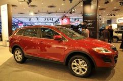 Mazda Exhibit Stock Image