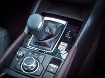 Mazda3 2016 Gear Box Royalty Free Stock Images