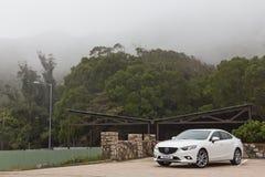 Mazda6 het Model van Zaaljapan Stock Afbeeldingen