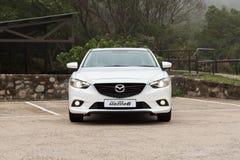Mazda6 het Model van Zaaljapan Stock Fotografie