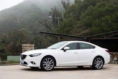 Mazda6 het Model van Zaaljapan Stock Foto's