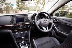 Mazda6 het Model van Zaaljapan Stock Foto