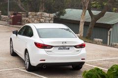 Mazda6 het Model van Zaaljapan Stock Afbeelding