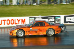 Mazda hotrod 图库摄影