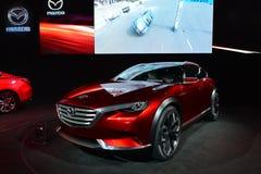 MAZDA KOERU concept SUV Royalty Free Stock Images