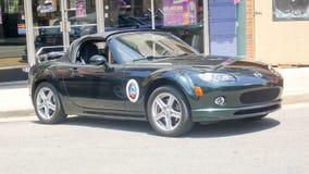 Mazda Miata Automobile lizenzfreies stockfoto