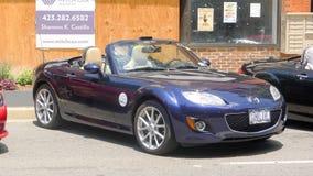 Mazda Miata Automobile Royalty-vrije Stock Afbeeldingen