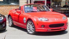 Mazda Miata Automobile Stock Foto