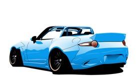 Free Mazda Miata MX-5 Vector Car Royalty Free Stock Photography - 168706527