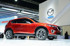 MAZDA Minagi Crossover Concept car Royalty Free Stock Photos