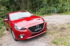 Mazda 6 2014 model Zdjęcie Royalty Free