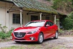 Mazda 6 modell 2014 Fotografering för Bildbyråer
