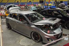 Mazda modyfikował Zdjęcie Royalty Free