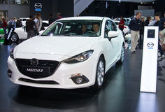 Mazda 3 Royalty Free Stock Photography