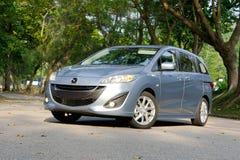 Mazda5 MPV Stock Image