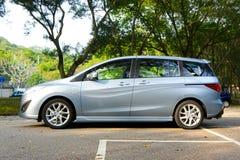 Mazda5 MPV Stock Photography