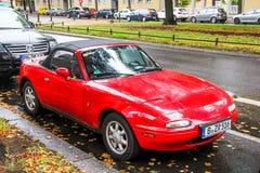 Mazda MX-5 Royalty Free Stock Photography