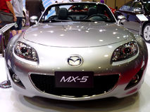 Mazda MX-5 Front End Stock Image