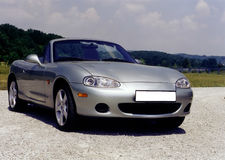 Mazda mx-5 roadster Stock Photography