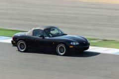 Mazda MX-5 fotografia stock libera da diritti